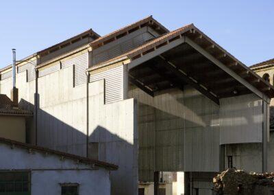 1307 arquitectos estudio vitoria obra nueva