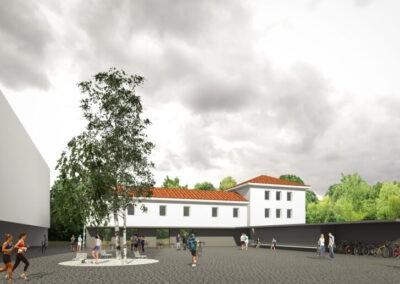 estudio de arquitectura urbanismo en vitoria 1307 arquitectos, experiencia en urbanismo y paisajismo