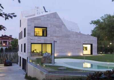 arquitecto vitoria 1307 estudio de arquitectura obra nueva construcción de casas