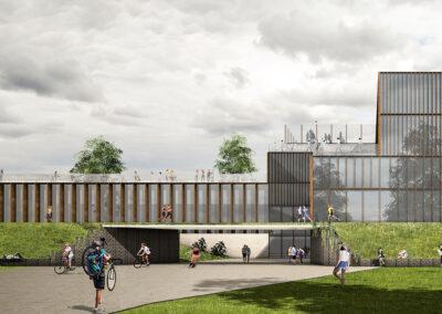 estudio de arquitectura en vitoria 1307 arquitectos proyectos deportivos