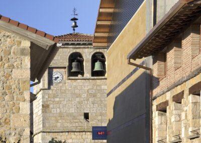 estudio arquitectura vitoria 1307 arquitectos construccion fronton
