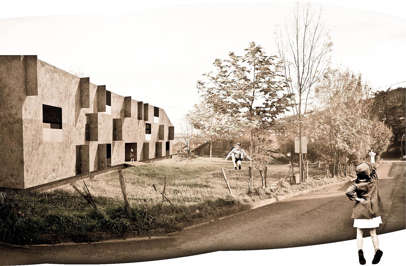 estudio de arquitectura 1307 en vitoria proyectos para inmobiliarias
