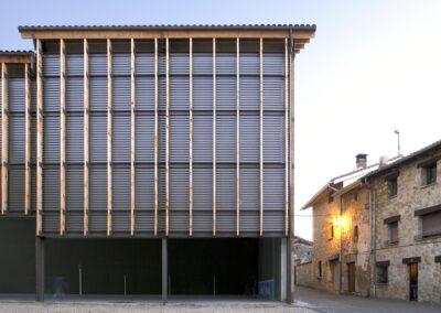 estudio de arquitectura en vitoria construccion de edificios dotacionales