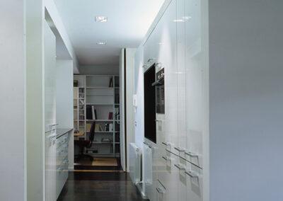 reforma vivienda parte vieja 1307 arquitectos
