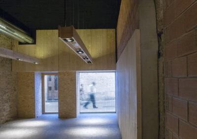 estudio de interiorismo en vitoria 1307 arquitectos bar y restaurante