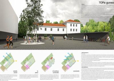 estudio de paisajismo y urbanismo en vitoria 1307 arquitectos