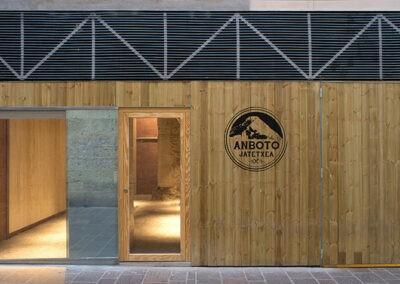 rehabilitar bar en vitoria por arquitectos