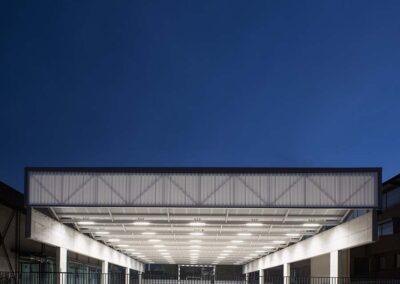 arquitecto construccion edificios experiencia