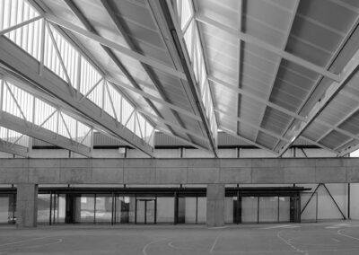 1307 estudio de arquitectura en vitoria ampliación ikastola olabide
