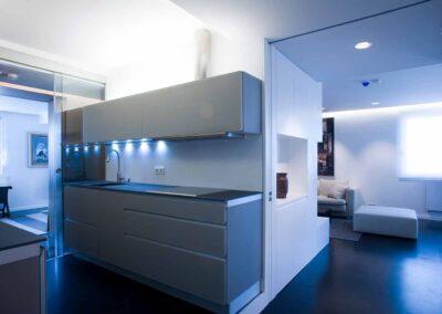 cocinas de diseño en reforma apartamento en bilbao estudio arquitectura