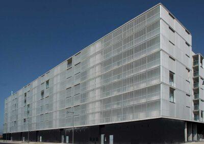 estudio de arquitectura 1307 vitoria proyectos