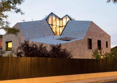 buscas un arquitecto para hacerte una casa de diseño en vitoria